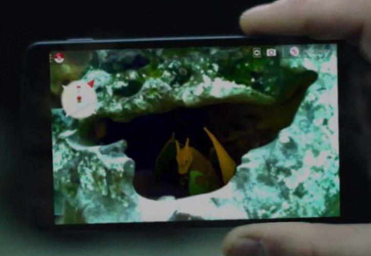 Aplicación de realidad aumentada en Google Maps. (Foto: Google)