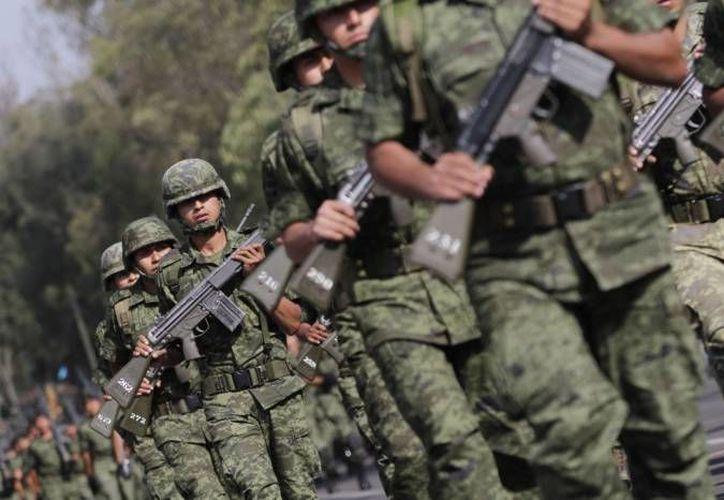 La PGR investigó a los mandos castrenses como parte de la 'Operación Limpieza' emprendida por la entonces procuradora Marisela Morales. (Archivo/Notimex)