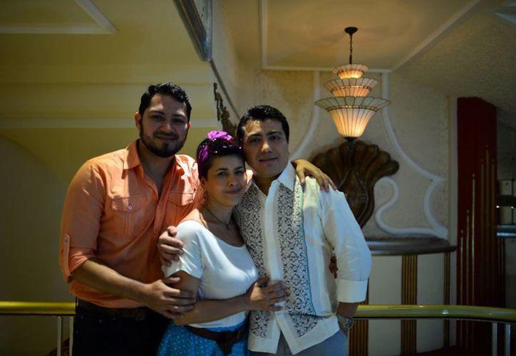 Loreto Marrufo dijo que el 100% de lo recaudado será para la asociación. (Luis Pérez/SIPSE)