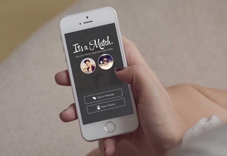 Un estudio reveló que la aplicación de citas Tinder está asociada con la baja autoestima en sus usuarios. (Imagen tomada de tecnologia.starmedia.com)
