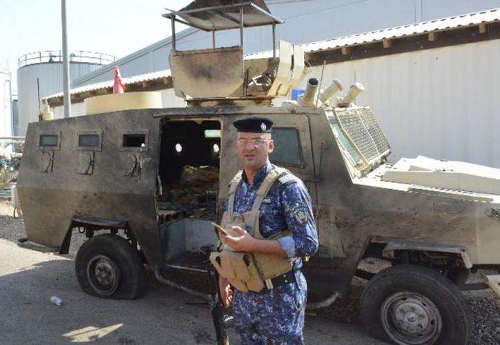 Las autoridades de Samarra habían recibido advertencias sobre posibles ataques del Estado Islámico.  (López Dóriga Digital)