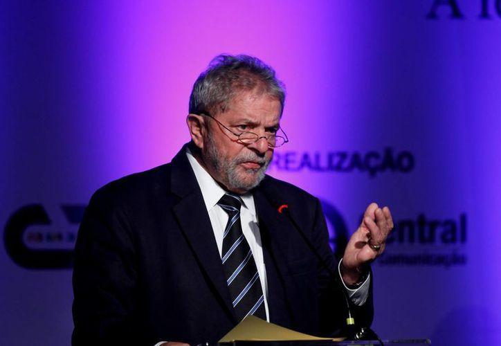 Lula sigue siendo uno de los principales líderes del Partido de los Trabajadores (PT) de Brasil. (EFE/Archivo)
