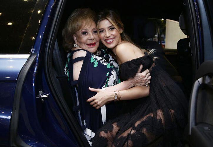 La primera actriz comentó que Danilo cuenta con toda la aprobación de la Dinastía Pinal. (Contexto)