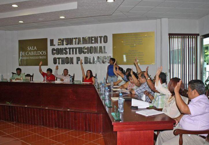El Cabildo othonense determinará las sanciones administrativas correspondientes. (Enrique Mena/SIPSE)
