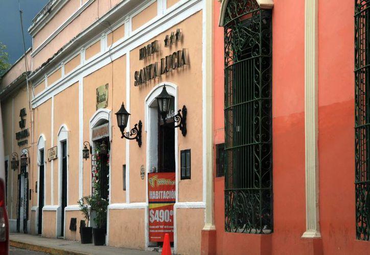 Hombres de negocios visitaron la capital yucateca el pasado fin de semana para buscar lugares en donde invertir. Imagen de contexto del Centro Histórico de Mérida. (Milenio Novedades)