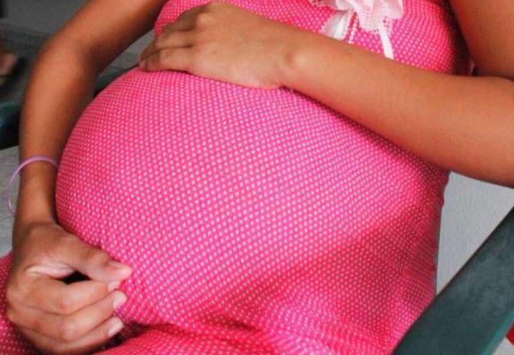 Las mujeres embarazadas que no tiene sustento económico recibirán capacitación para el trabajo. (Archivo/SIPSE)