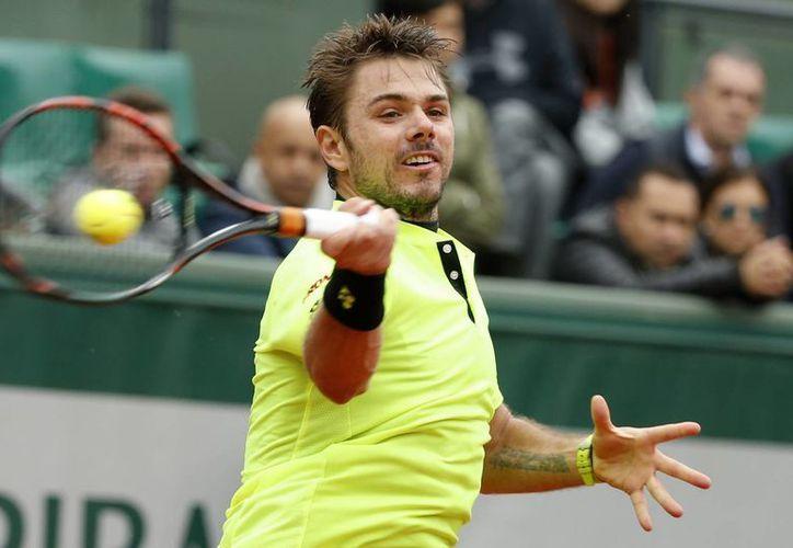 Wawrinka enfrentará al vencedor de la serie entre Andy Murray y el francés Richard Gasquet.(AP)