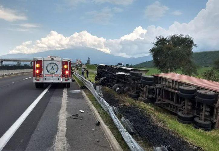 Por lo menos 58 muertos en accidentes viales. (Protección Civil de Jalisco)