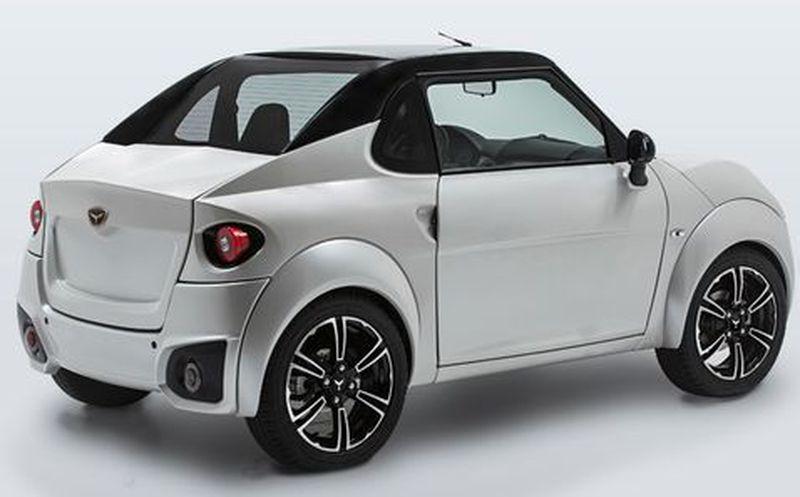 Conoce el primer auto eléctrico 100% mexicano elaborado por Zacua