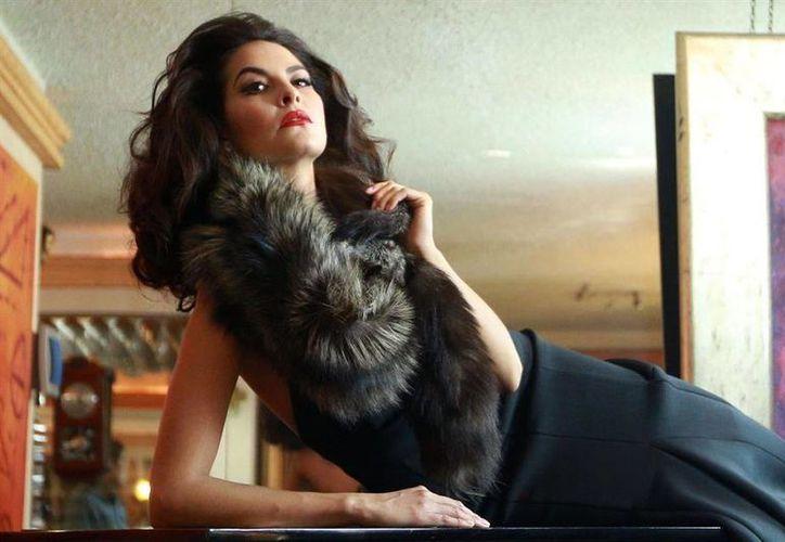 Elsa Ortiz, actriz y modelo de origen tapatío, daría vida a María Felix en el proyecto dirigido por el cineasta Fausto Alatorre sobre la vida de La Doña. (abc-noticias.com)