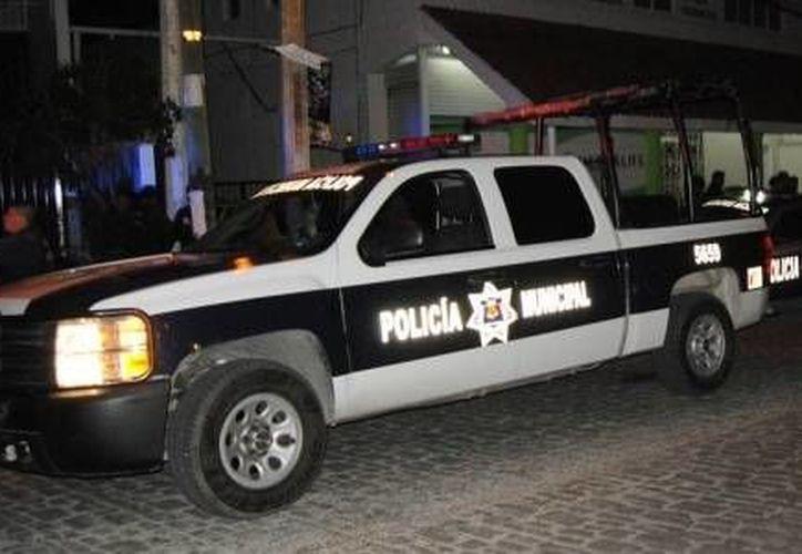 Elementos de la Policía Municipal detuvieron a un joven por abuso de una menor. (Contexto/Internet)