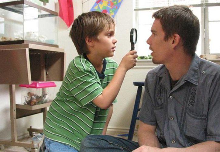 Boyhood compite en los Oscar en la categoría a Mejor Película del Año. (boyhoodmovie.tumblr.com)