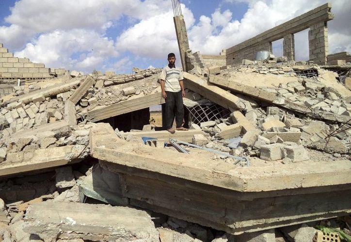 La destrucción de Dur Sharrukin representa una nueva pérdida para el patrimonio histórico y cultural de Irak. (EFE)