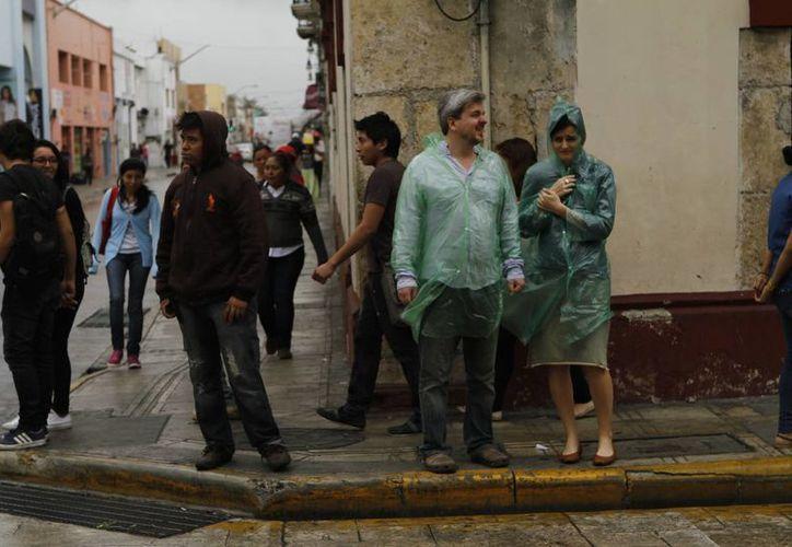 Para este viernes y sábado se esperan registros de entre 10 y 19 grados Celsius para Yucatán. (José Acosta/SIPSE)