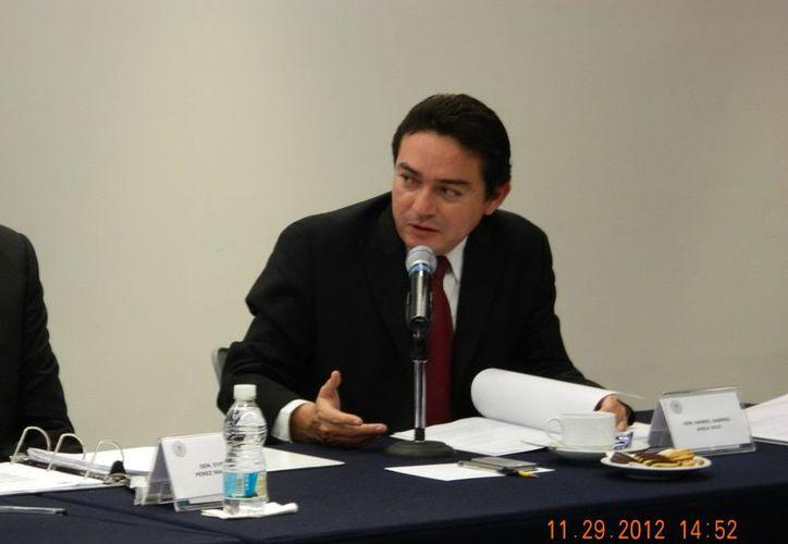 El Legislador tizimileño recordó que el 88% de ingresos brutos de Yucatán serán recursos de la Federación. (Cortesía)