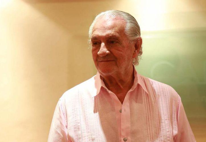 El arquitecto Carlos Gosselín Maurel es el nuevo presidente interino de la Asociación de Hoteles de Cancún y Puerto Morelos. (Luis Soto/SIPSE)