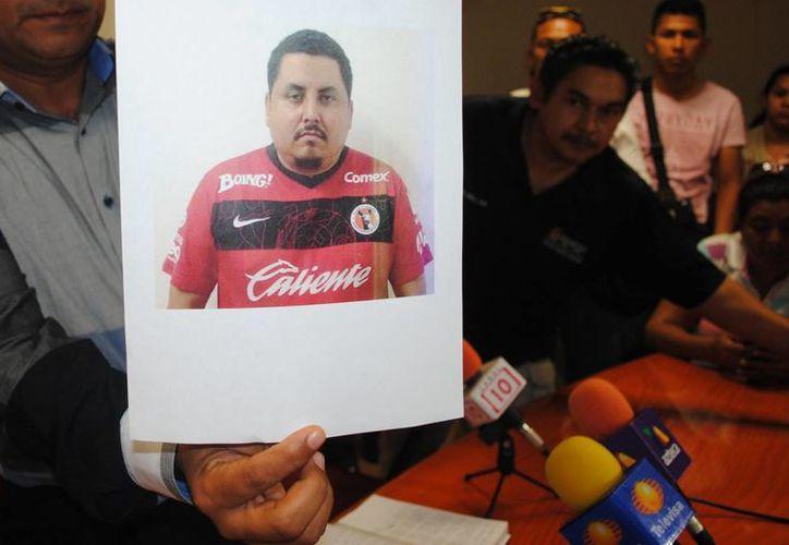 Fue detenido David Alejandro Mota Guillén, en la Supermanzana 21, mientras jugaba un partido de fútbol. (Redacción/SIPSE)