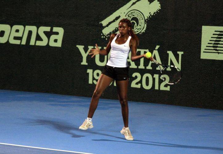 En 2012, la Copa Mundial de Tenis se llevó a cabo en cancha dura. (Milenio Novedades)