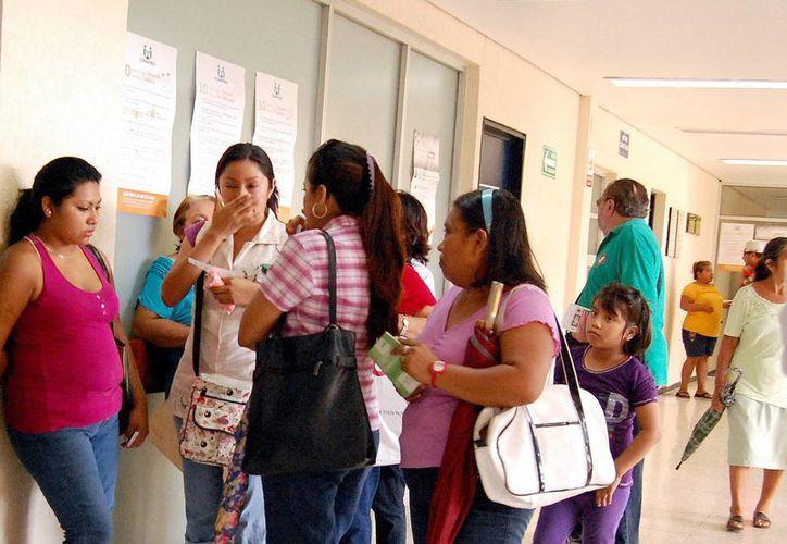 Exhortan a la población yucateca a extremar precauciones para no contraer gripe. (Milenio Novedades)