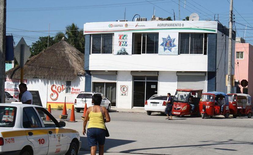 La Policía Fronteriza se creó en septiembre del 2005. Contaba con 15 vehículos, dos lanchas y más de 50 elementos. (Juan Palma/SIPSE)