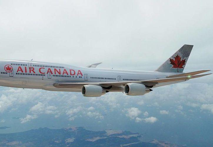 Air Canadá tiene una frecuencia diaria desde Cancún a Montreal, Vancouver y Toronto. (Redacción/SIPSE)