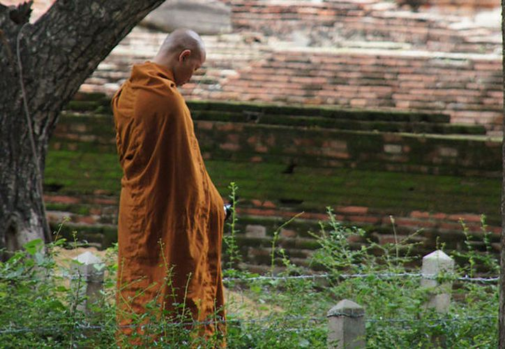 Un monje budista mató a golpes a un aprendiz de nueve años, que interrumpió una ceremonia. (Pixabay)