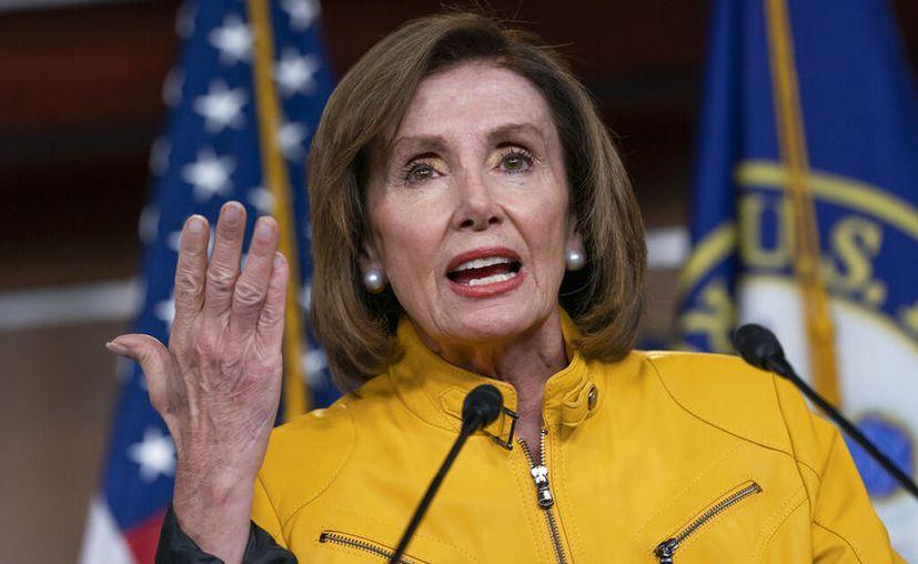 Los demócratas han insistido en la introducción de un mecanismo de cumplimiento en el texto del T-MEC. (AP Foto/J. Scott Applewhite)