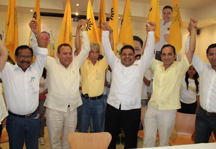 Orlando Muñoz Gómez se dijo con un pie afuera del PRD. (Redacción/SIPSE)