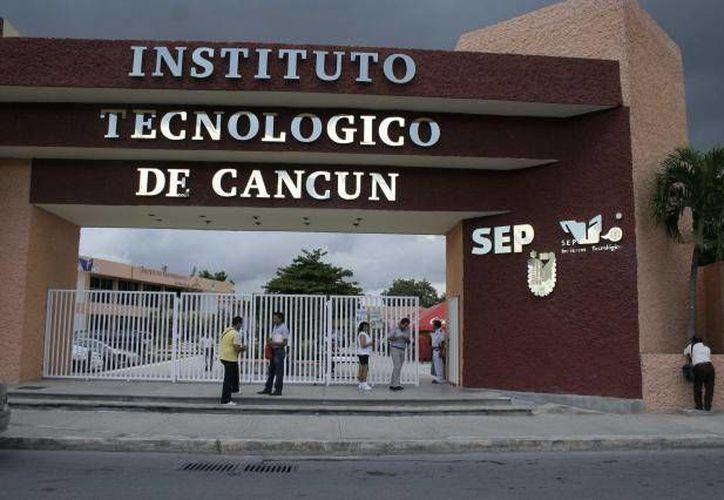 El auditorio del Instituto Tecnológico de Cancún, será la sede de la segunda jornada de Fortalecimiento Empresarial MIPyME. (Redacción/SIPSE)