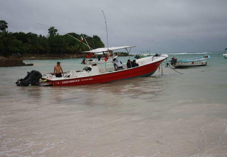 El sector pesquero atraviesa una mala temporada del crustáceo. (Rossy López/SIPSE)