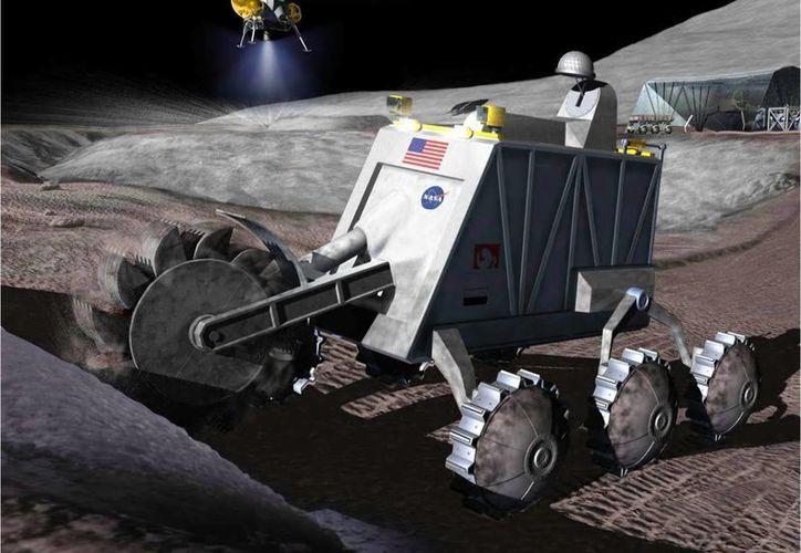 La NASA busca que el prototipo sea ligero y autónomo. (nasa.gov)