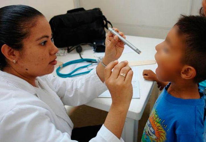 Yucatán ocupa primer lugar en enfermedades respiratorias agudas y diarreicas, según reporte de la Secretaría de Salud. (Archivo/Milenio Novedades)