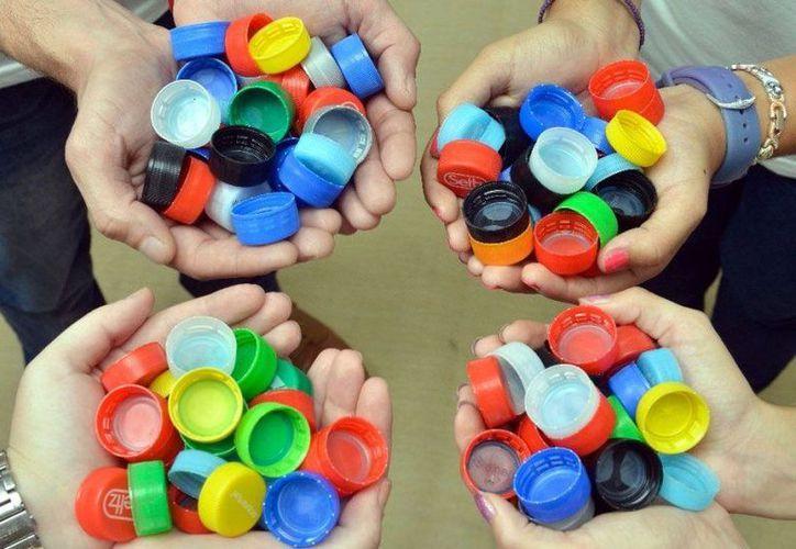 La recolección también sirve para mejorar el medio ambiente con el reciclaje del plástico. (ABC)