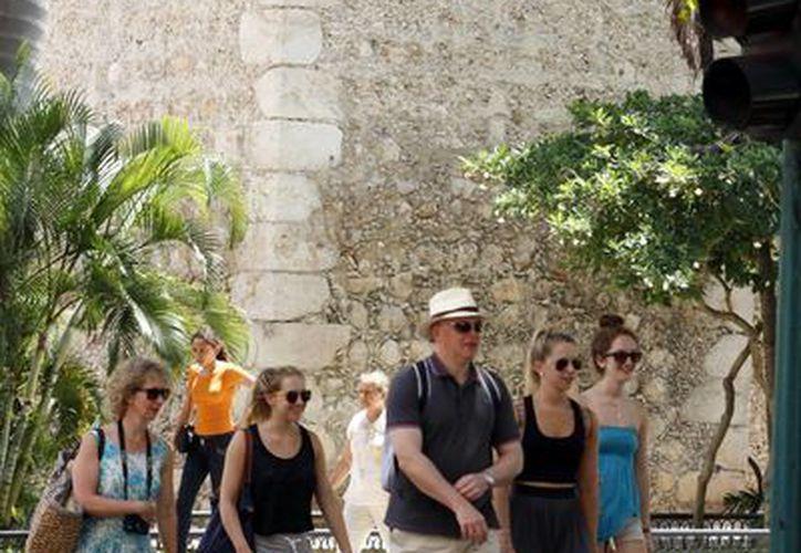 Yucatán como líder turístico. ( Milenio Novedades)