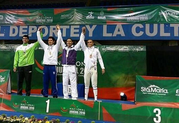 La Esgrima es un deporte que se encuentra en plena etapa de reestructuración en Quintana Roo. (Redacción/SIPSE)