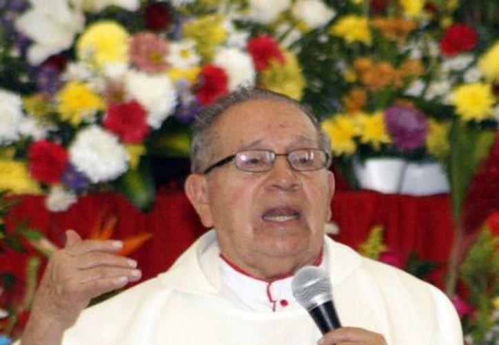 El Mons. Vargas Góngora entregará la parroquia de San Cristóbal el 14 de diciembre. (Milenio Novedades)
