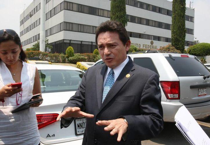 El senador panista Daniel Ávila se congratuló por la victoria del partido blanquiazul en Aguascalientes, Chihuahua, Quintana Roo, Puebla, Tamaulipas, Veracruz y Durango. (Milenio Novedades)