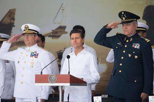 Aniversario de la Defensa de Veracruz en la H. Escuela Naval Militar