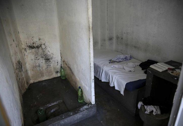 Organismos de derechos humanos denuncian las severas precariedades de las prisiones brasileñas y denuncian que la autoridad no tiene voluntad de mejorar las condiciones de los reos. (EFE)