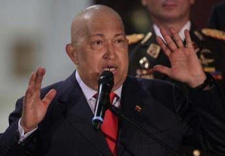 Chávez sospechaba de EU en parte por una advertencia de Fidel Castro. (SIPSE/Archivo)
