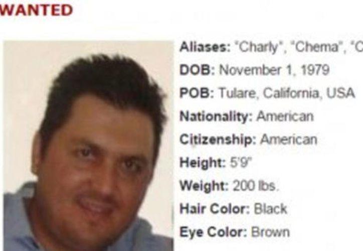 José María N, es ciudadano estadounidense y según informes está detrás de la ejecución de policías veracruzanos, en sucesos ocurridos el año pasado. (Milenio)