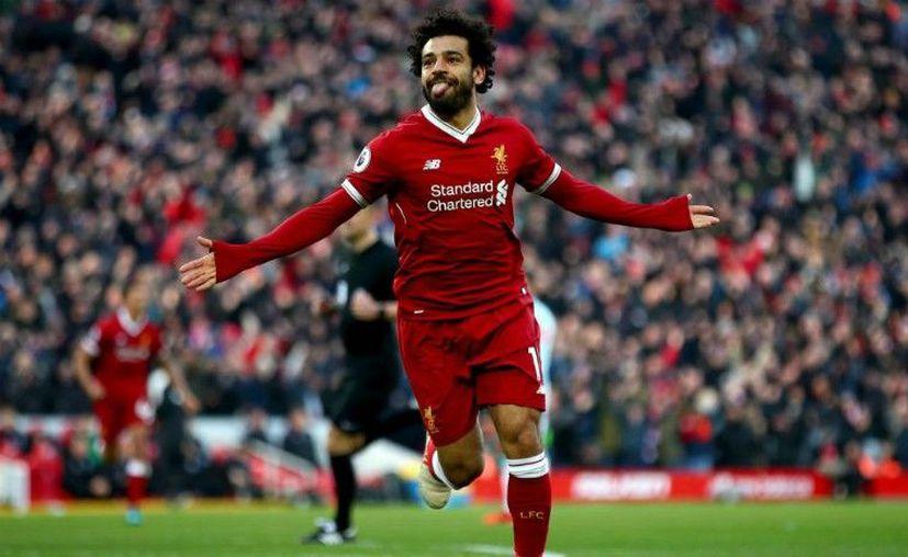 Mohamed Salah logró una colección impresionante de premios. (CaughtOffside)