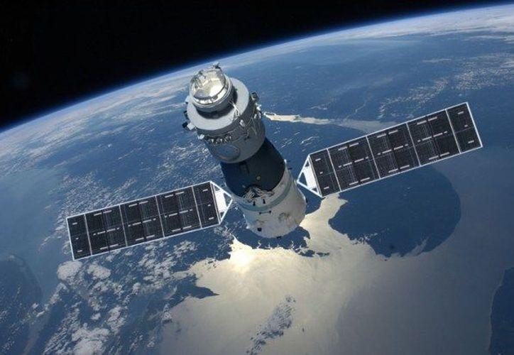 Tiangong-1, la primera estación espacial que China logró poner en órbita en 2011. (Contexto/Internet)