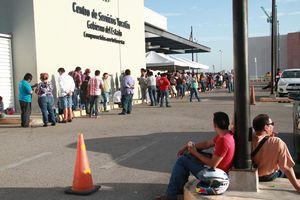 A reventar, módulos de canje de placas en Mérida