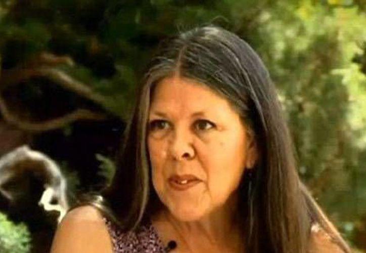 Loreen Willenberg no toma ningún tipo de fármacos para frenar el avance de la enfermedad. (dailymail.co.uk)