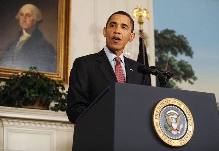 Obama ha reconocido que fumó marihuana cuando era menor de edad. (SIPSE/Archivo)