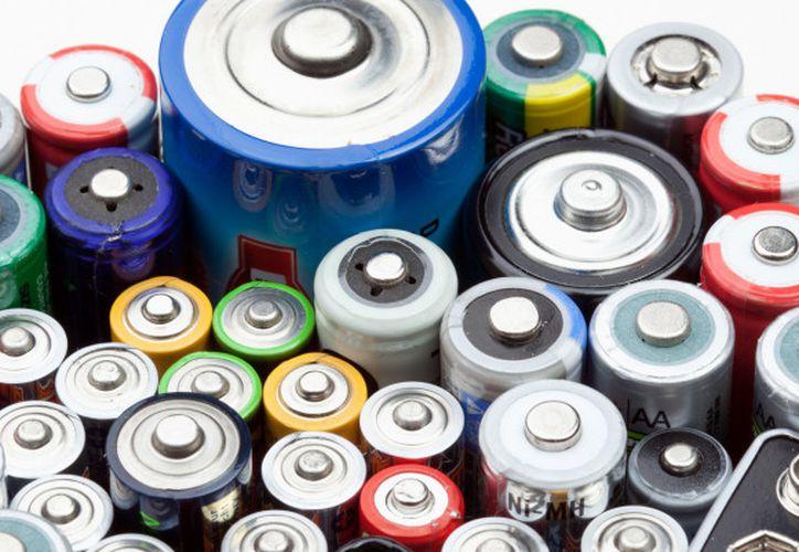Las pilas contienen mercurio y cadmio que pueden provocar daños al ambiente y a la salud. (Cortesía)
