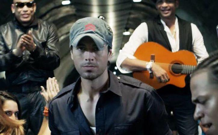 Enrique Iglesias junto con Nicky Jam y J Balvin, son los nominados en la terna de mejor artista latido en los premios American Music. (Archivo/Agencias)