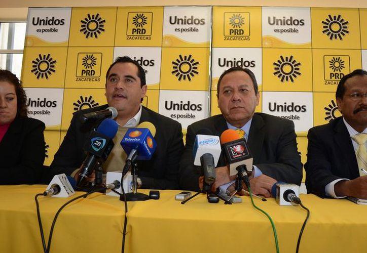 El PRD asegura que la toma de protesta de Peña Nieto 'no será un día de campo'. (Notimex)