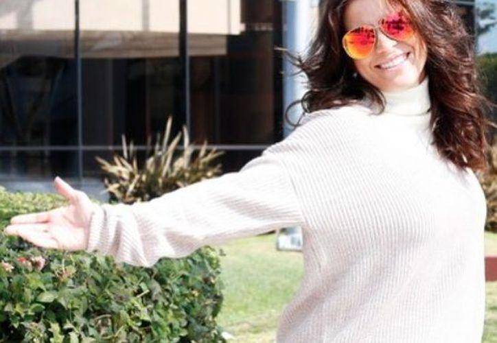 No es la primera vez que Alessandra comparte una publicación con las niñas. (Instagram)